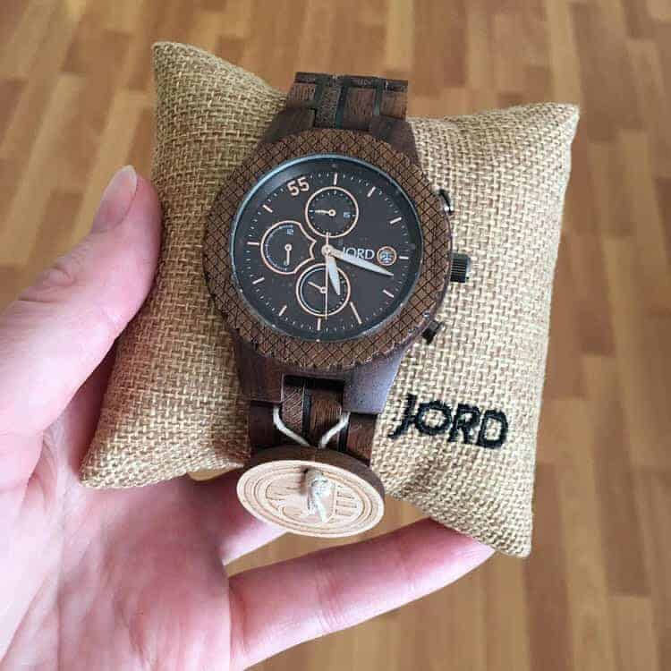 The Perfect Holiday Gift of Jord Wood Watches