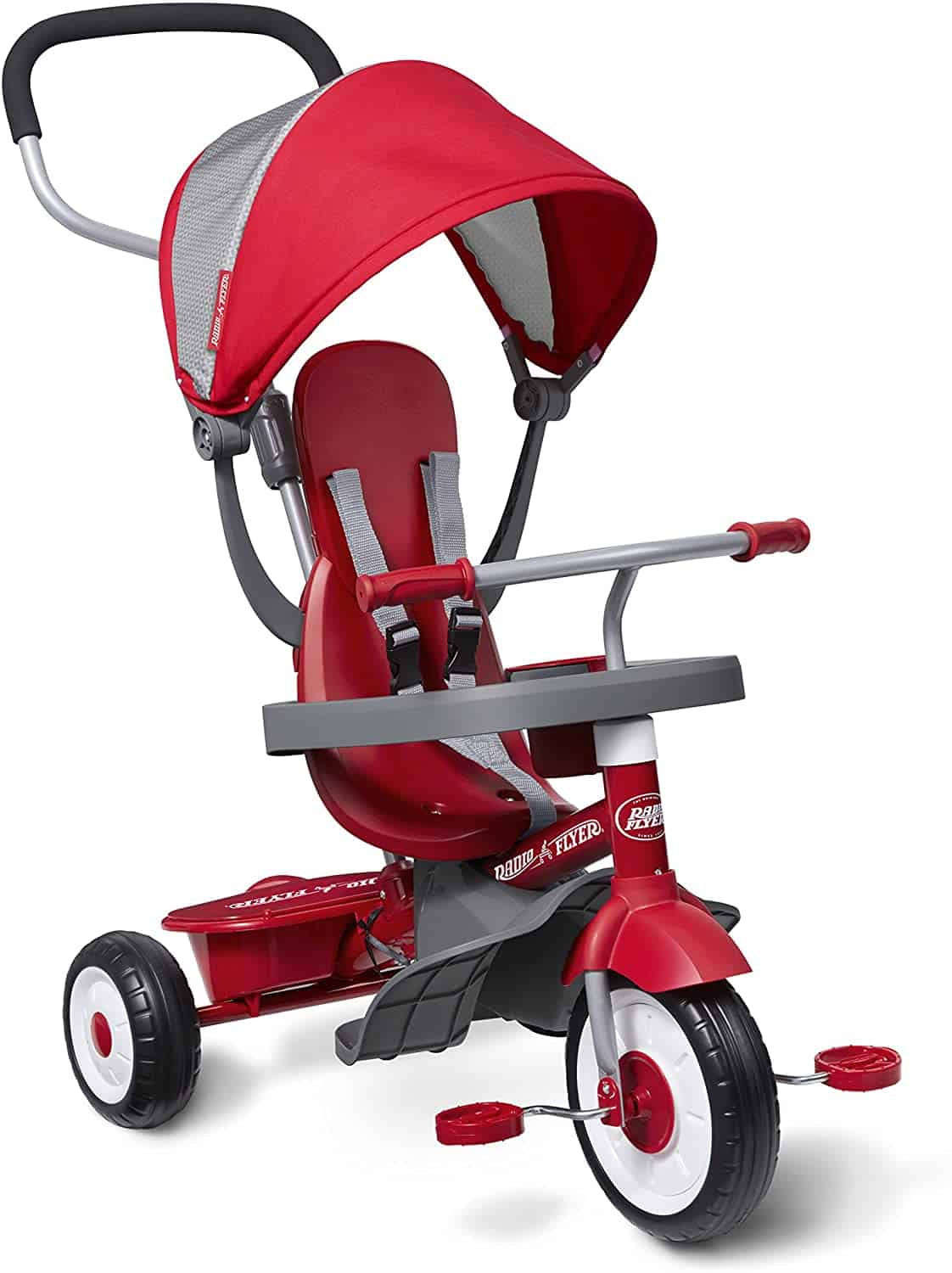 Best Toddler Tricycle with Push Handle