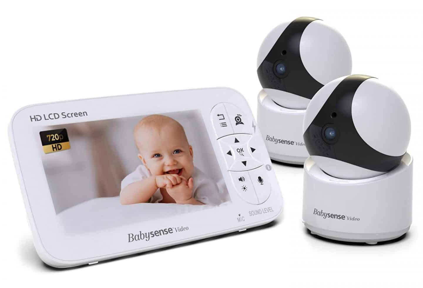 Best Baby Monitors With Two Cameras
