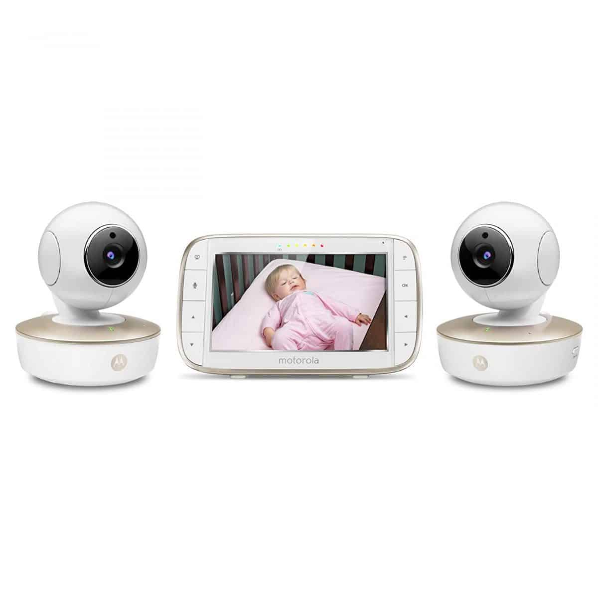 Best Baby Monitors With Two Screens
