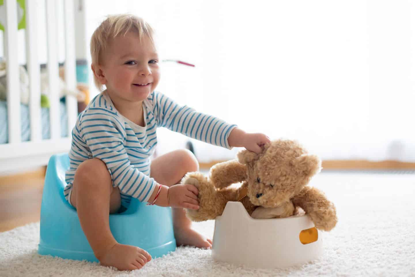 Potty Training For Working Moms