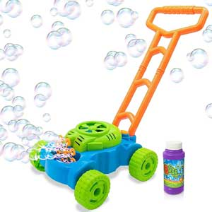 bubble lawnmower