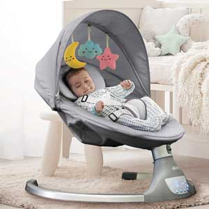 Best Baby Swing With AC Adapter