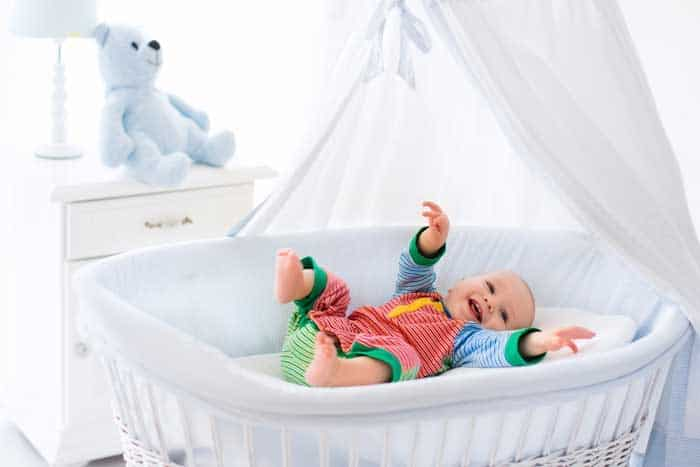Best Baby Rocking Cradles and Bassinets | 2021 Reviews